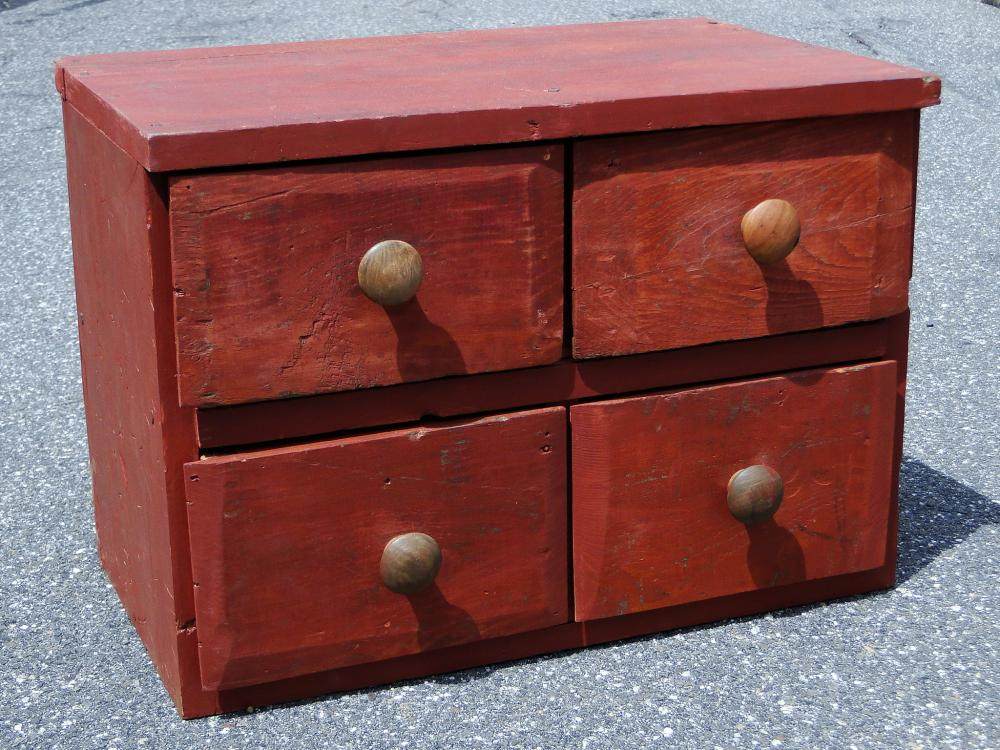 SET OF APOTHECARY DRAWERS