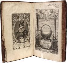 BACON, Francis, Viscount St Alban. Sylva Sylvarum: Or, A Natural Historie. In Ten Centuries. (FIFTH EDITION - 1639)