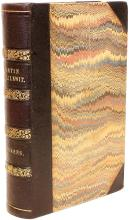 DICKENS, Charles. The Life and Adventures of Martin Chuzzlewit. (FIRST EDITION BOUND FROM THE PARTS - 1844)