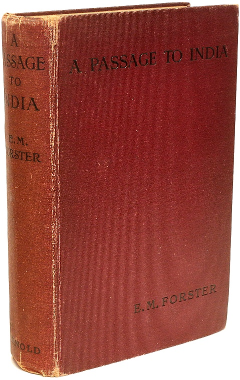 """a justification of the title a passage to india by e m forster A passage to india em forster """"for fools rush in where angels fear to tread"""", but at first foster wanted to title his novel monteriano."""