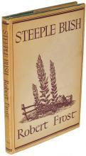 FROST, Robert. Steeple Bush. (FIRST TRADE EDITION - PRESENTATION COPY - 1947)