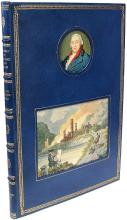 LOUTHERBOURG, P.J. De. The Romantic & Picturesque Scenery of England & Wales, from Drawings made expressly for this undertaking.  (FIRST EDITION FIRST ISSUE - 1805)