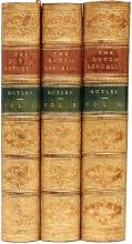 MOTLEY, John Lothrop. The Rise of The Dutch Republic: A History. (NEW EDITION - 3 VOLUMES - 1864)