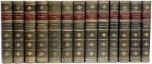 SCOTT, Sir Walter. The Waverley Novels. (26 volumes bound in 13 - 1876)