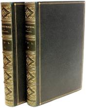 SHAKESPEARE, William : (Charles Knight - editor). The Works of William Shakespeare. (2 VOLUMES - 1875)