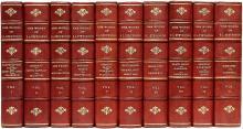 STEVENSON, Robert Lewis. The Works of Robert Lewis Stevenson. (THE PENTLAND EDITION - 20 VOLUMES - 1906)