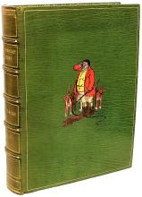 SURTEES, Robert Smith. Mr. Jorrocks' Lectors: From Handley Cross. (1910)