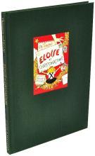 THOMPSON, Kay (Hilary Knight). Eloise at Christmastime. (LIMITED SIGNED EDITION - 1999)