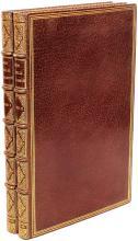 TILLIER, Claude. Mon oncle Benjamin. Nouvelle edition illustree de dessins de Sahib. Preface par Monselet. (LIMITED TO 25 COPIES - 2 VOLUMES - 1881)
