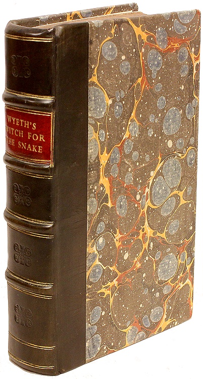 1699 'Anguis Flagellatus' Snake in the Grass Religion Wyeth 1st EDITION