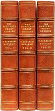 MAUGHAM, William Somerset. The Complete Short Stories of William Somerset Maugham. (3 VOLUMES - 1953)