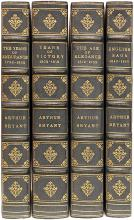 BRYANT, Arthur. The Years of Endurance 1793-1802 & Years of Victory 1802-1812 & The Age of Elegance 1812-1822 & English Saga 1840-1940. (4 VOLUMES - 1951)