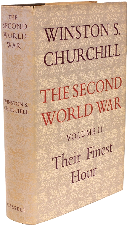 Churchill Winston S The Second World War Volume 2 Th