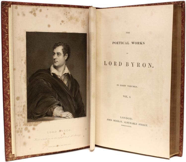 lord george gordon byron s work as Genealogy for george gordon byron, 6th lord rochdale  george gordon byron, 6th baron byron's geni profile  he was able to work his way through school,.