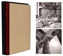 Oedipus by Friedrich Durrenmatt, Photos by Marie Cosindas, Signed Limited Edition