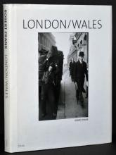 London/Wales by Robert Frank, Signed Edition with Letter of Provenance - 2007