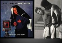 Portraits by Neil Leifer, Signed Limited Edition - 2003 - with Signed Print, 5 of 100