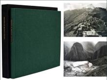 Heights of Machu Picchu, Photos by Edward Ranney, Signed Limited Edition - 1998