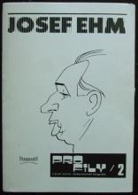 Josef Ehm: Signed Portfolio of 18 Silver Gelatin Original Prints - 1979