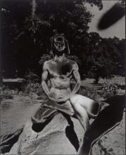 Eikoh Hosoe: Morning of the Eclipse, Signed Silver Gelatin Print - 1992