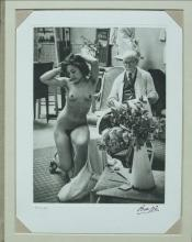 Brassai: The Artists of My Life, Signed Limited Edition and Print, 45 of 150