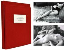 Three Poems from Fleurs du Mal, Photos by Henri Cartier-Bresson, Signed Limited Edition - 1997