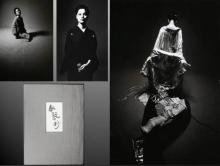 Eikoh Hosoe: Kimono, Limited Edition Portfolio of 3 Signed Free Standing Prints - 2000