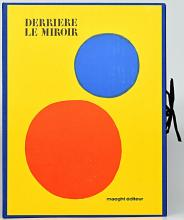Derriere le Miroir 1978 Special Annual Edition - 5 Issues with Portfolio Case