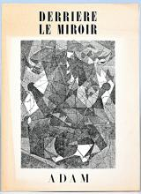 Derriere le Miroir No. 24 - Adam - First Edition - 1949