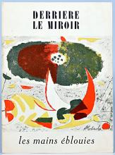 Derriere le Miroir No. 32 - Les Mains Eblouies - First Edition - 1950