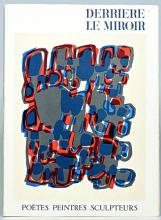 Derriere le Miroir No. 119 - Poetes, Peintres, Sculpteurs - First Edition - 1960