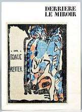 Derriere le Miroir No. 133 and 134 - Der Blaue Reiter - First Edition - 1962