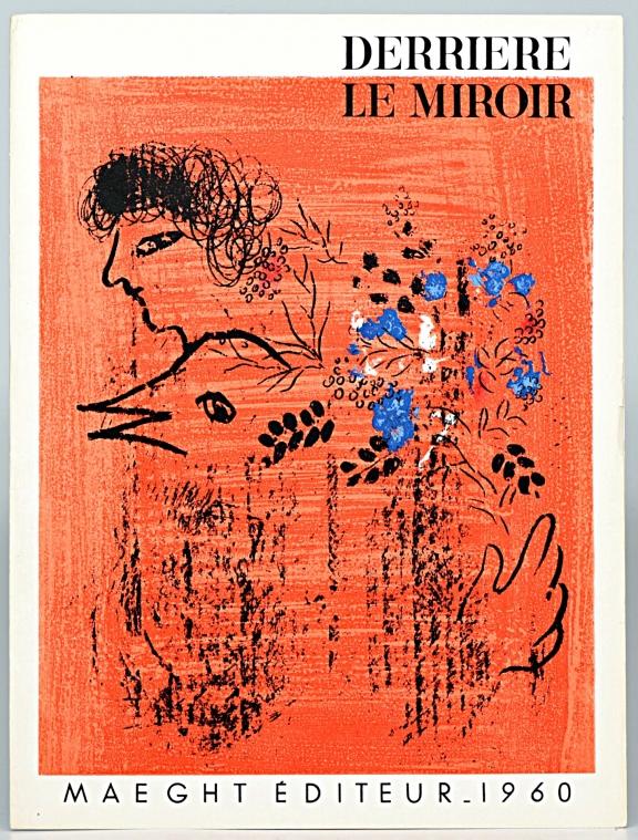 Derriere le miroir no 121 and 122 maeght editeur 1960 f for Maeght derriere le miroir