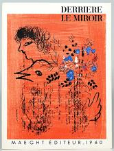Derriere le Miroir No. 121 and 122 - Maeght Editeur 1960 - First Edition