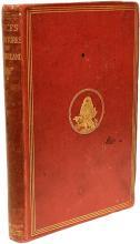 DODGSON, Charles Lutwidge: (Lewis Carroll). Alice's Adventures In Wonderland. (FIRST LONDON EDITION - 1866)