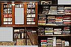 lot with a collection of books