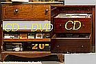 quite a big lot of CD's, DVD's and videos