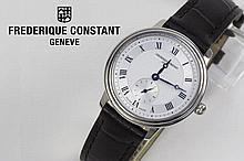 completely original quartz ladies' wristwatch in steel - marked