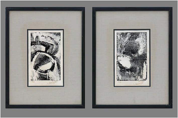 2 prints - signed