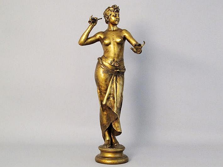 Sculpturen; Art Nouveau Veilingdag