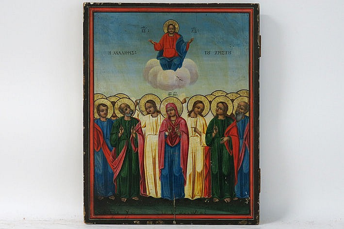Greek icon - ca 1800
