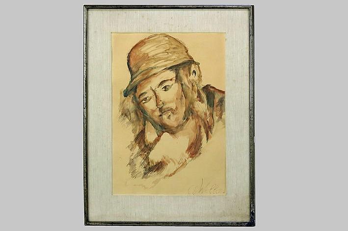 aquarelle - signed