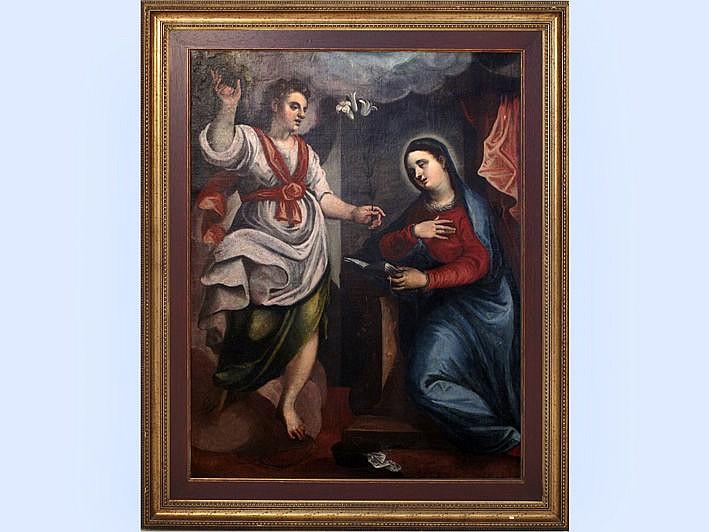 17th Cent. Italian oil on canvas