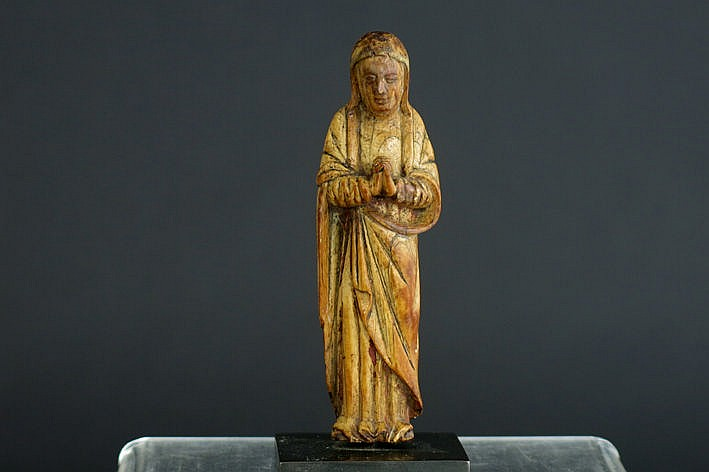15th/16th Cent. European sculpture in ivory