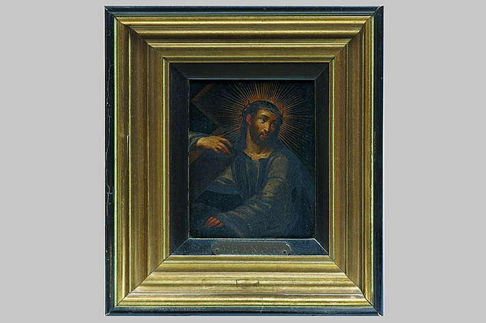 17th Cent. Flemish oil on copper - attributed to