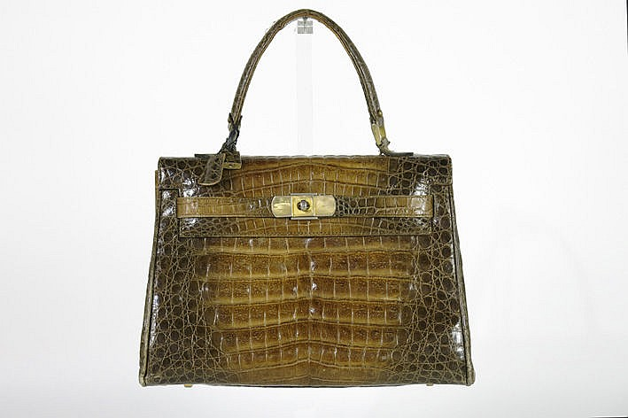probably Belgian vintage handbag with the famous