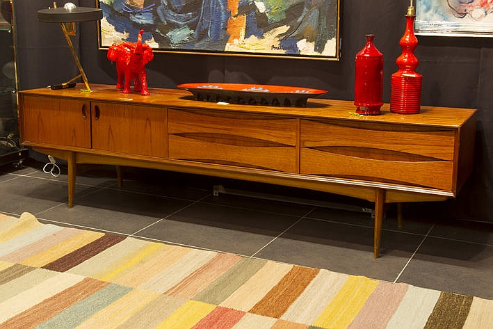 sixties' design sideboard called