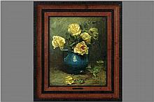 TIELENS ALEXANDRE (1868 - 1959) olieverfschilderi