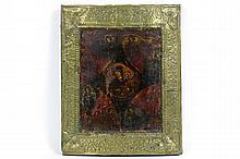 19th Cent. Russian icon with