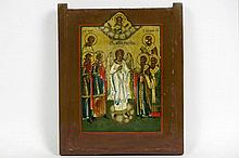 19th Cent. Russian icon